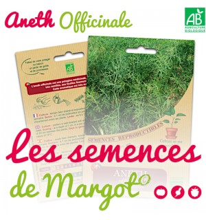 ANETH OFFICINALE BIOLOGIQUE