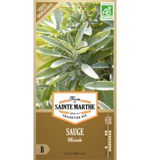 SAUGE OFFICINALE BIO